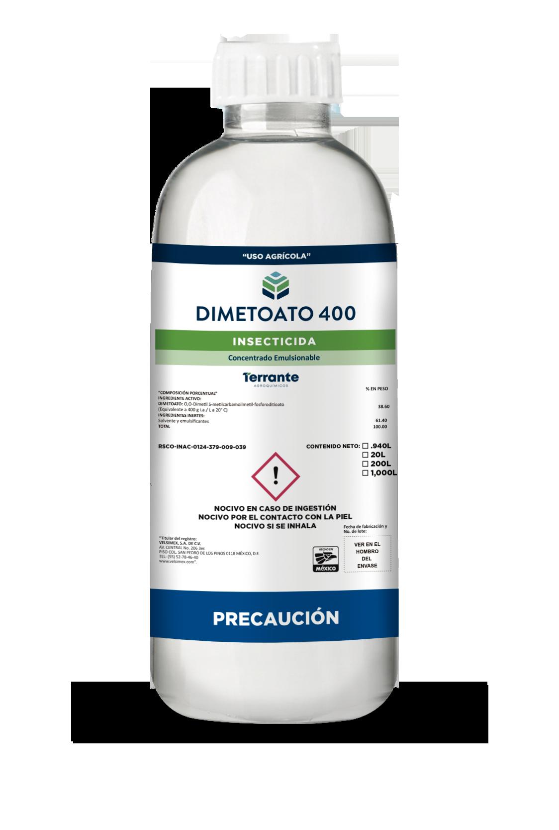 DIMETOATO 400