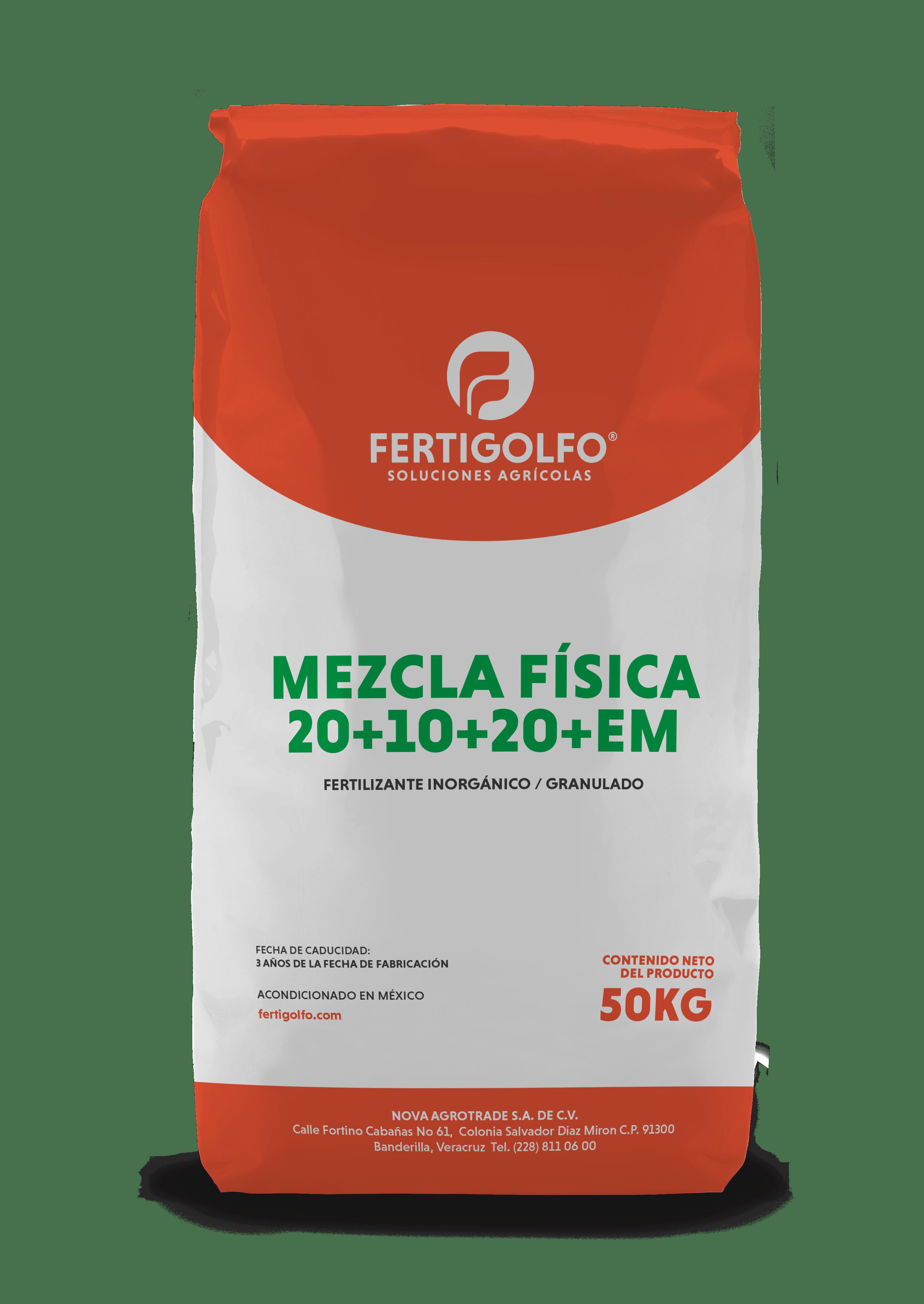 FORMULA 20-10-20 EM